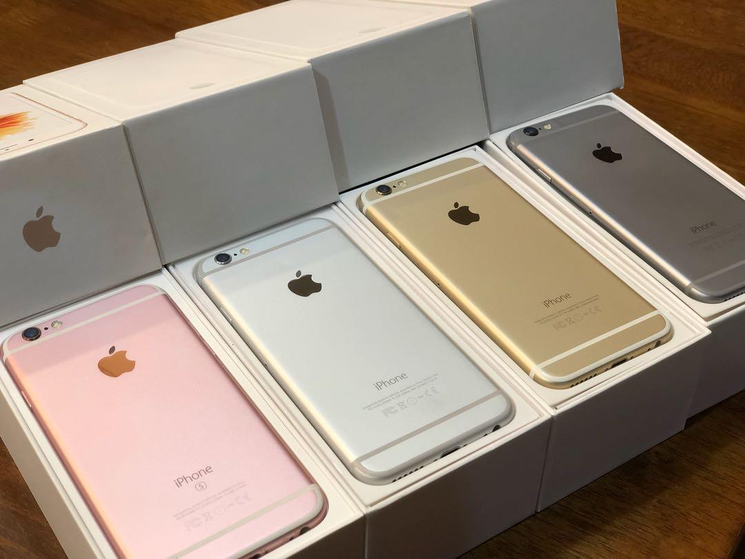 Iphone 6 and 6s original import set