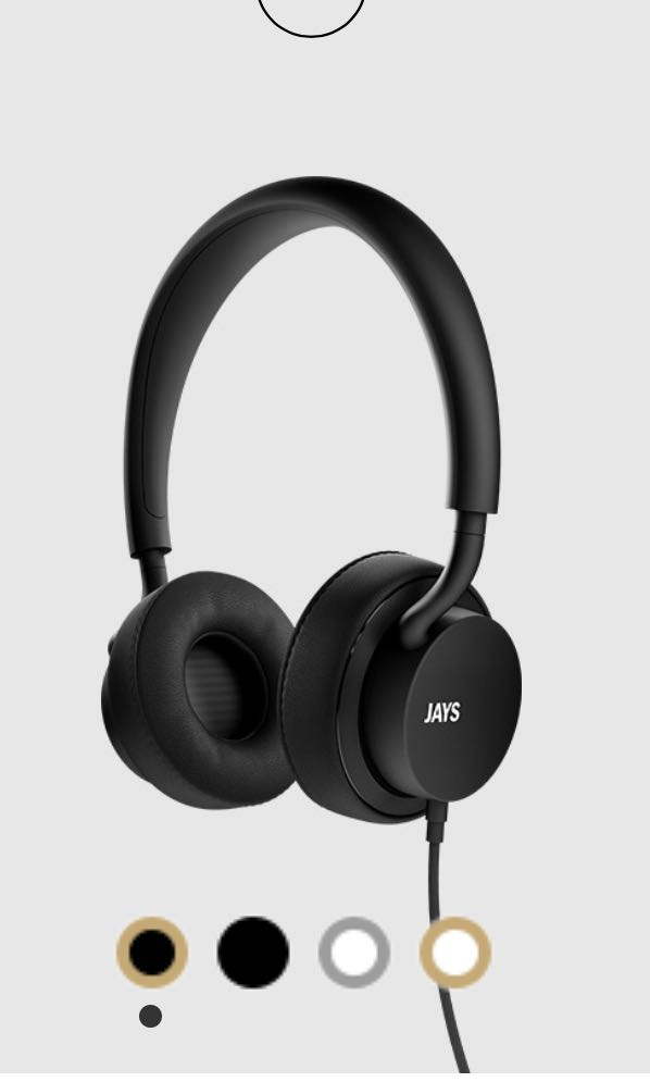 Jays u-Jays headphone for iOS 58f19aff73baf
