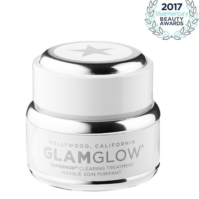 LESS EXTRA 30% - LAST DAY RM250 - 30% = RM175  GLAMGLOW SUPERMUD® CLEARING TREATMENT FULL SIZE   Target & fight all skin concerns—breakouts, discolorations, blackheads, whiteheads. Visibly see your pore congestion pull-out & encapsulate within the mask.