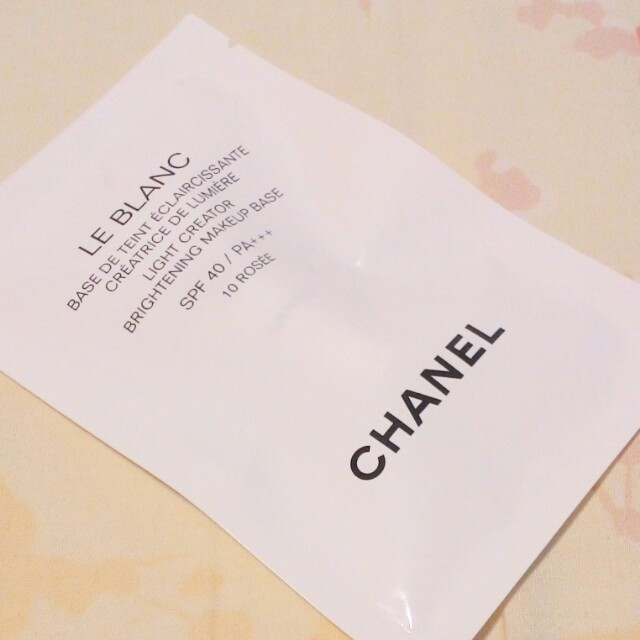 LESS EXTRA 30% - LAST DAY RM38 - 30% = RM26.60  CHANEL LE BLANC LIGHT CREATOR BRIGHTENING MAKEUP BASE SPF 40+++  DON'T NEED SUNBLOCK WITH THIS  DELUXE SIZE - A TUBE IS INSIDE THE PLASTIC WRAP  100% AUTHENTIC & BRAND NEW  RM38 LIMITED TIME ONLY