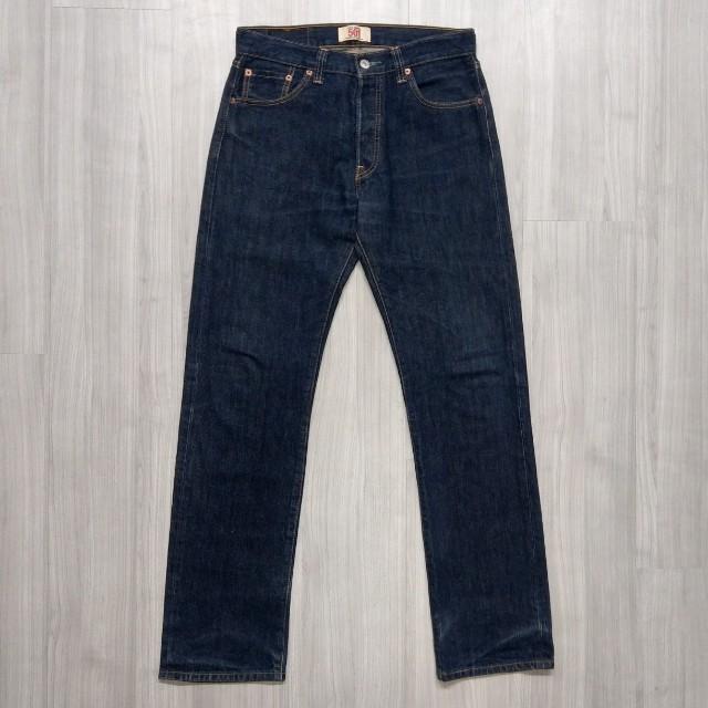 Levi's levis 08501-0042 w30 L32 直筒排釦牛仔褲 501 510 511