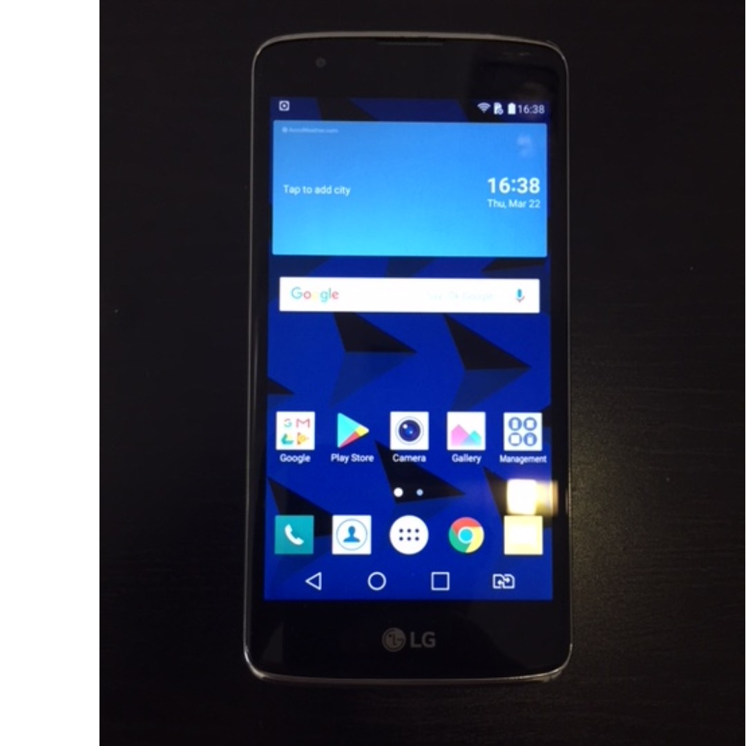 LG K8 For Sale - Reduced Price!!