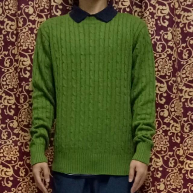 Liberty knitted sweater