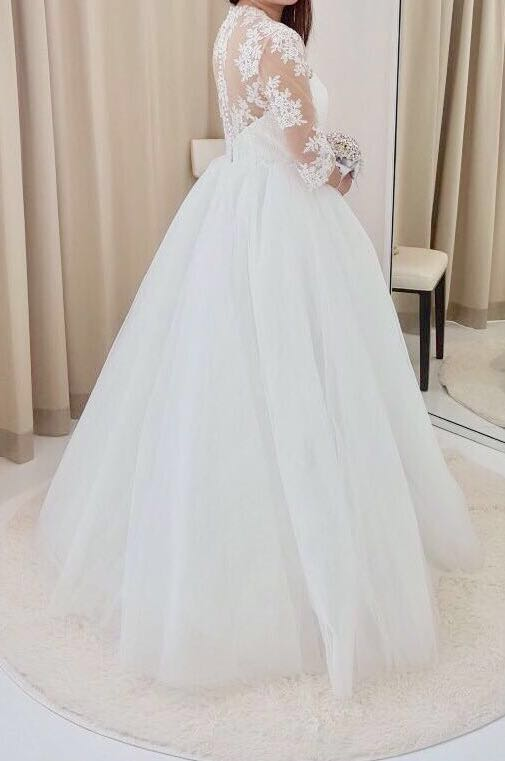 Made-to-measure Wedding/Bridal Gown, Women\'s Fashion, Clothes ...
