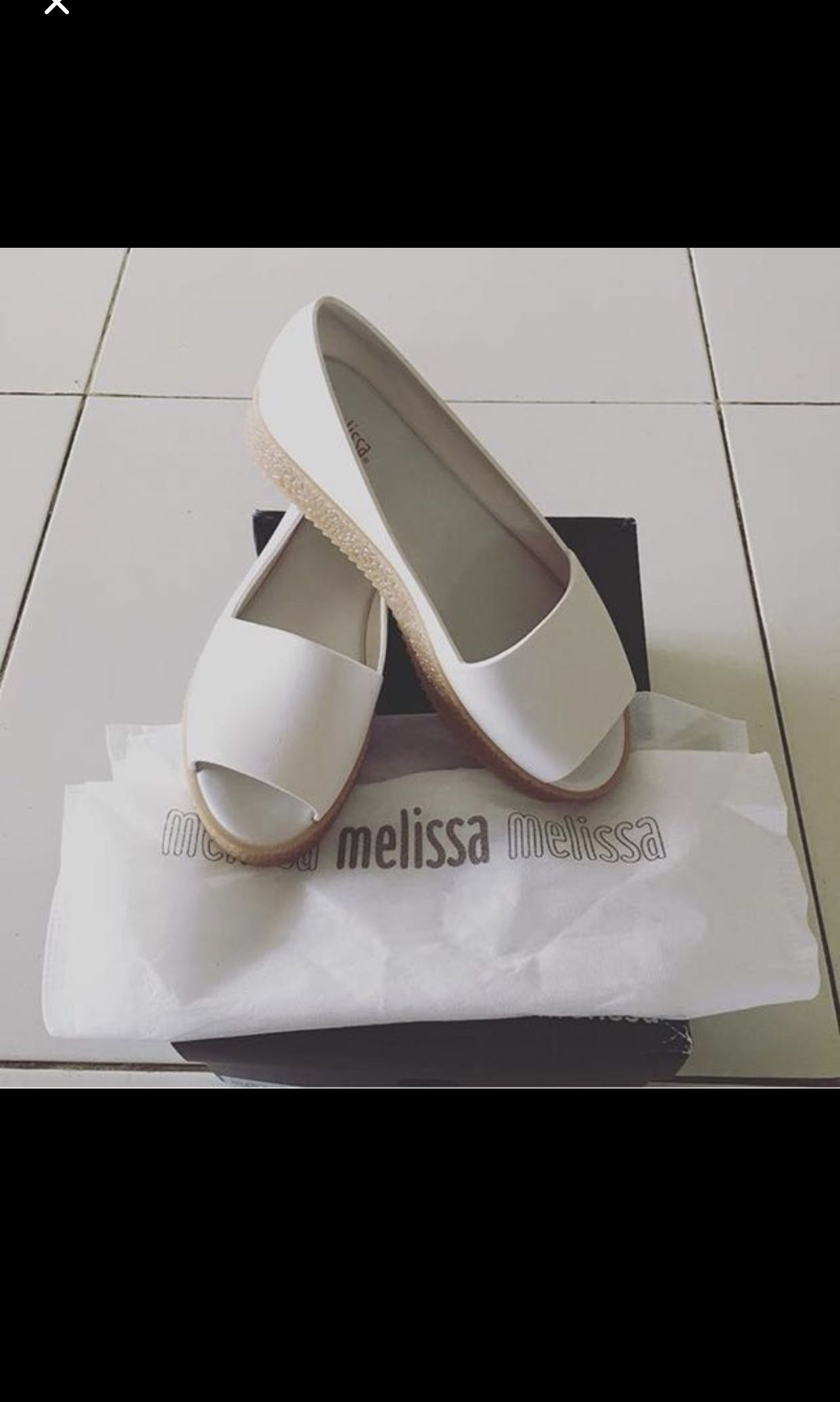 Melissa Puzzle shoes