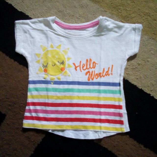 Mothercare top baby