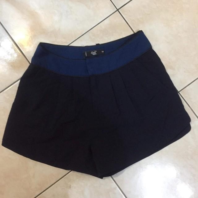 Navy Blue Short