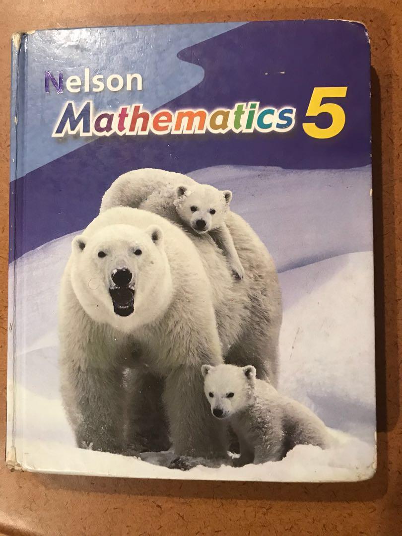 Nelson Mathematics 5