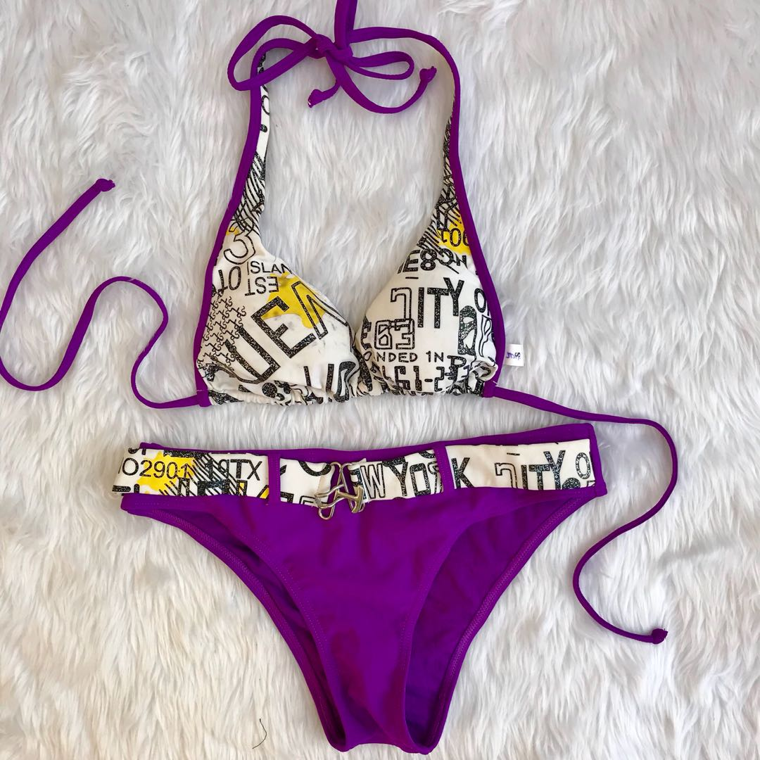 New collection of swimwear