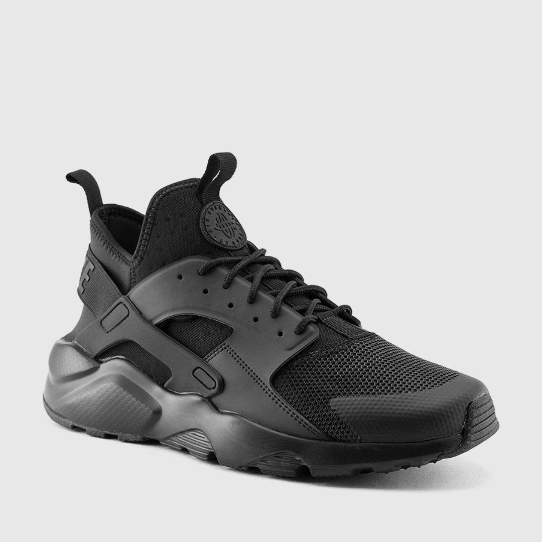 c7a07bb0ae5c Nike Air Huarache Run Ultra (Triple Black)
