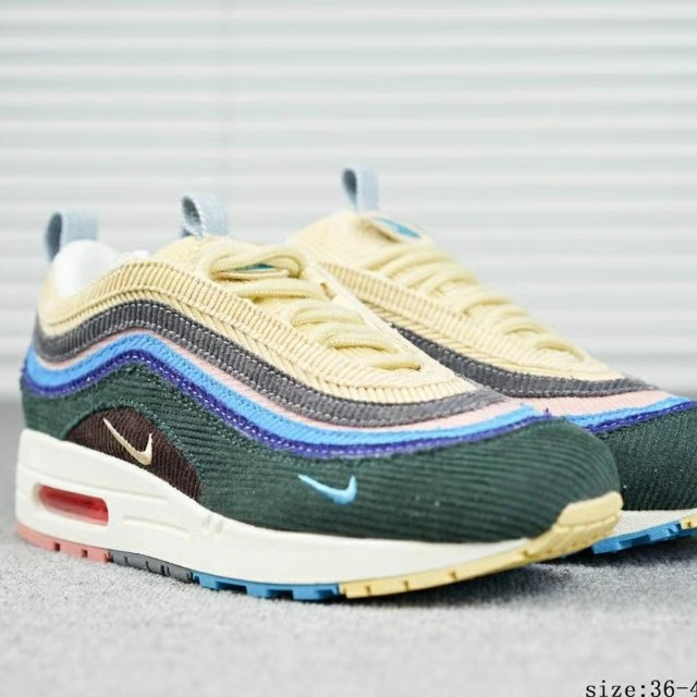 a56be08d67 Nike Air Max 97 Sean Wotherspoon, Men's Fashion, Footwear, Sneakers on  Carousell