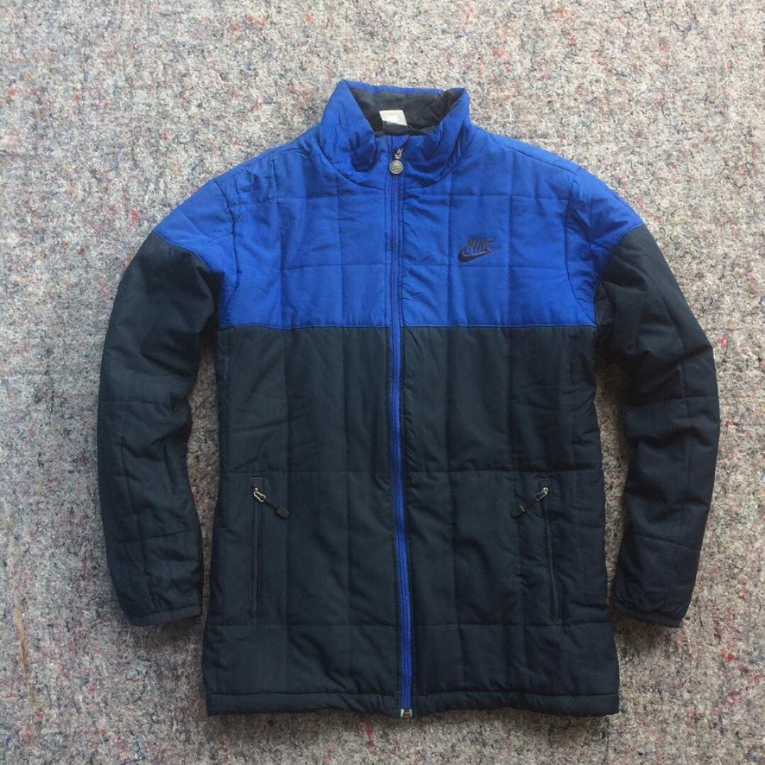 NIKE DOWN 2 TOWN BLUE OUTDOOR JACKET