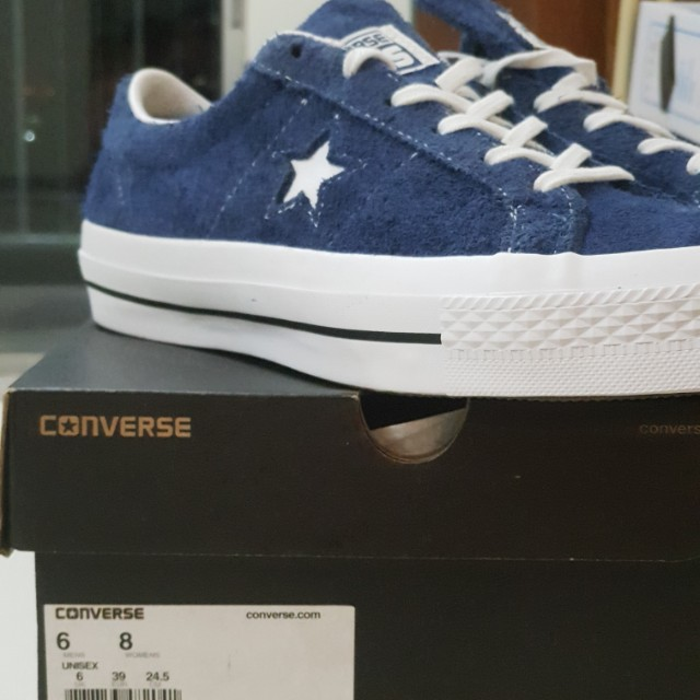 One Star Ox Converse