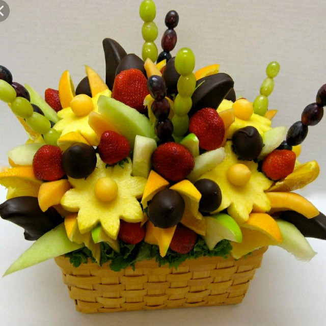 Order edible arrangement, cupcakes, cake pops, special cakes