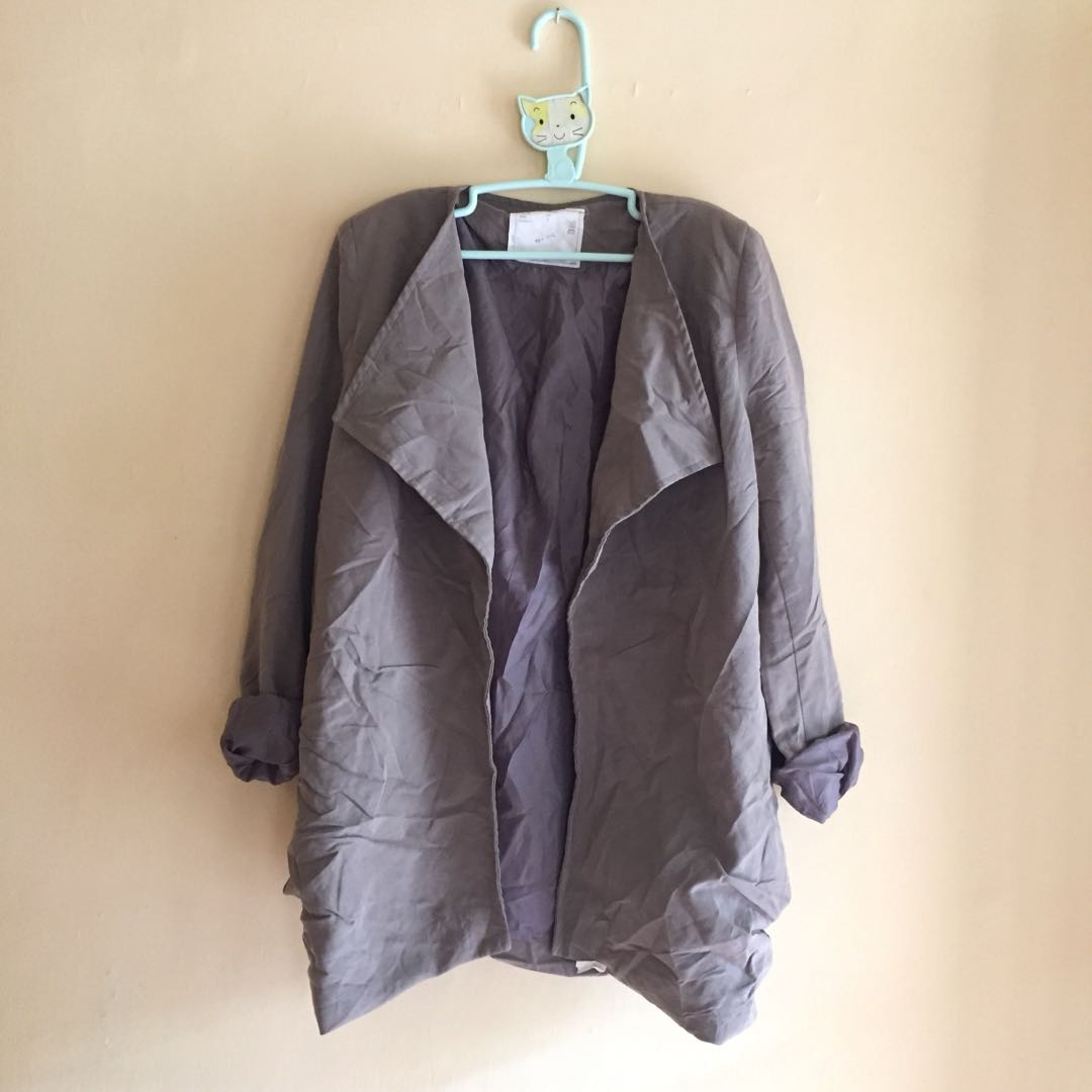 Outer coklat army