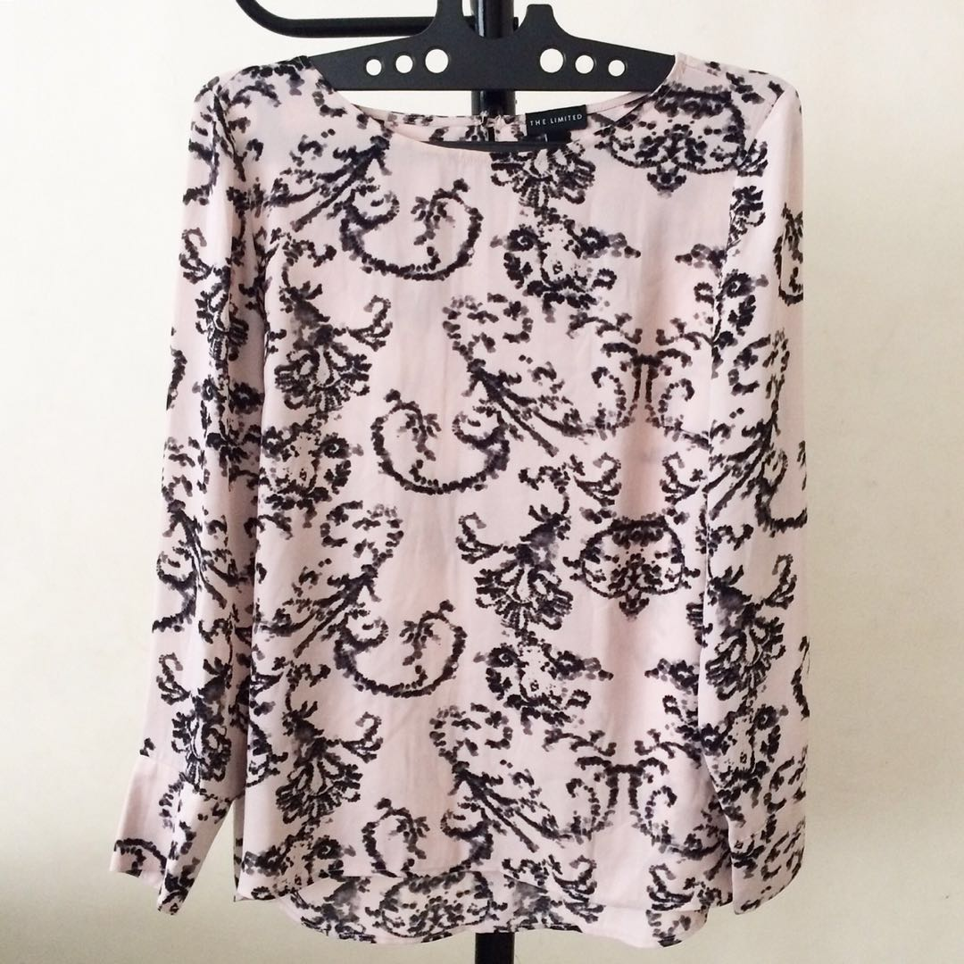 Pattern Blouse