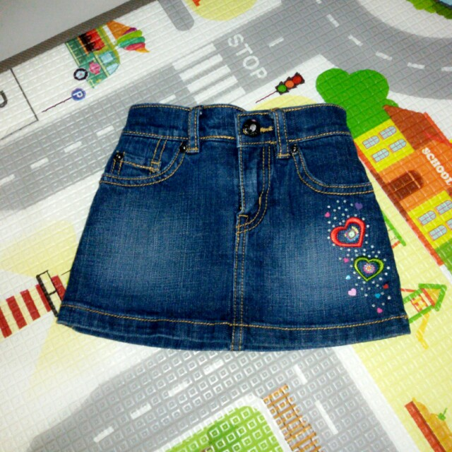 Place skirt jeans Ori