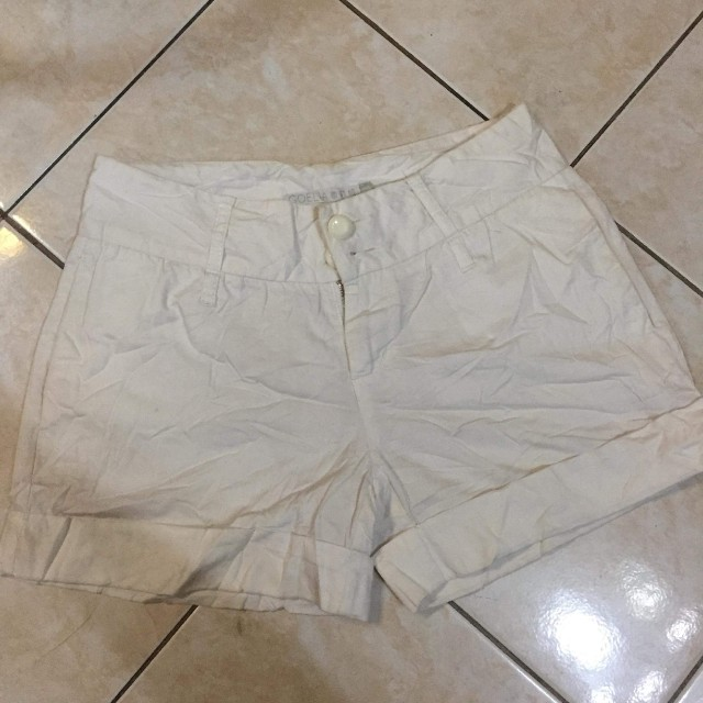 Plain White Short
