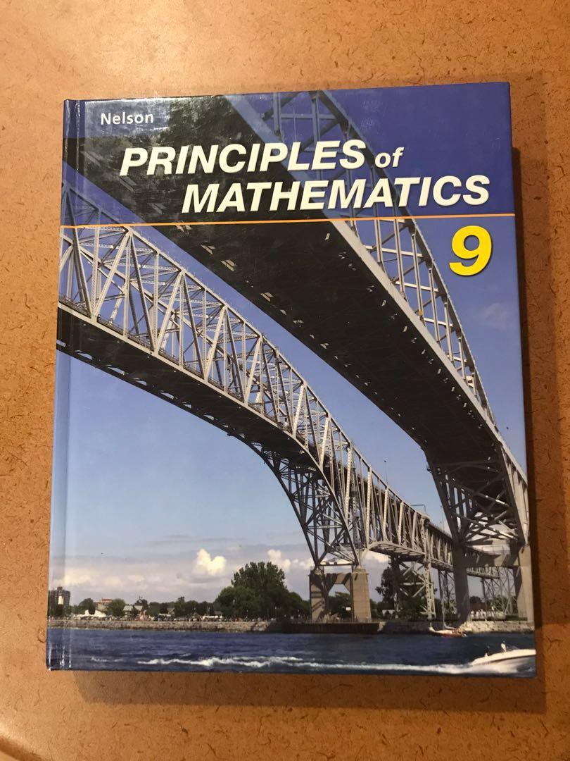 Principles of Mathematics 9