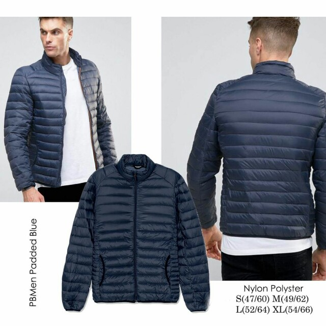 Pull & Bear Quilted Man Jacket