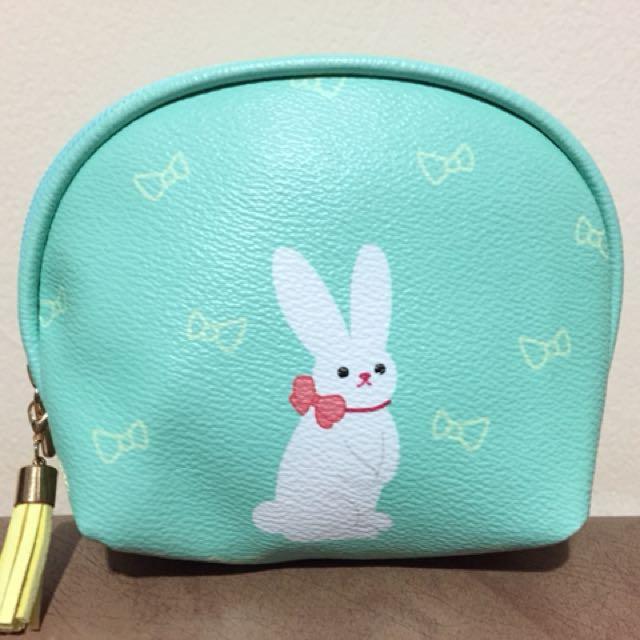 Rabbit tosca pouch