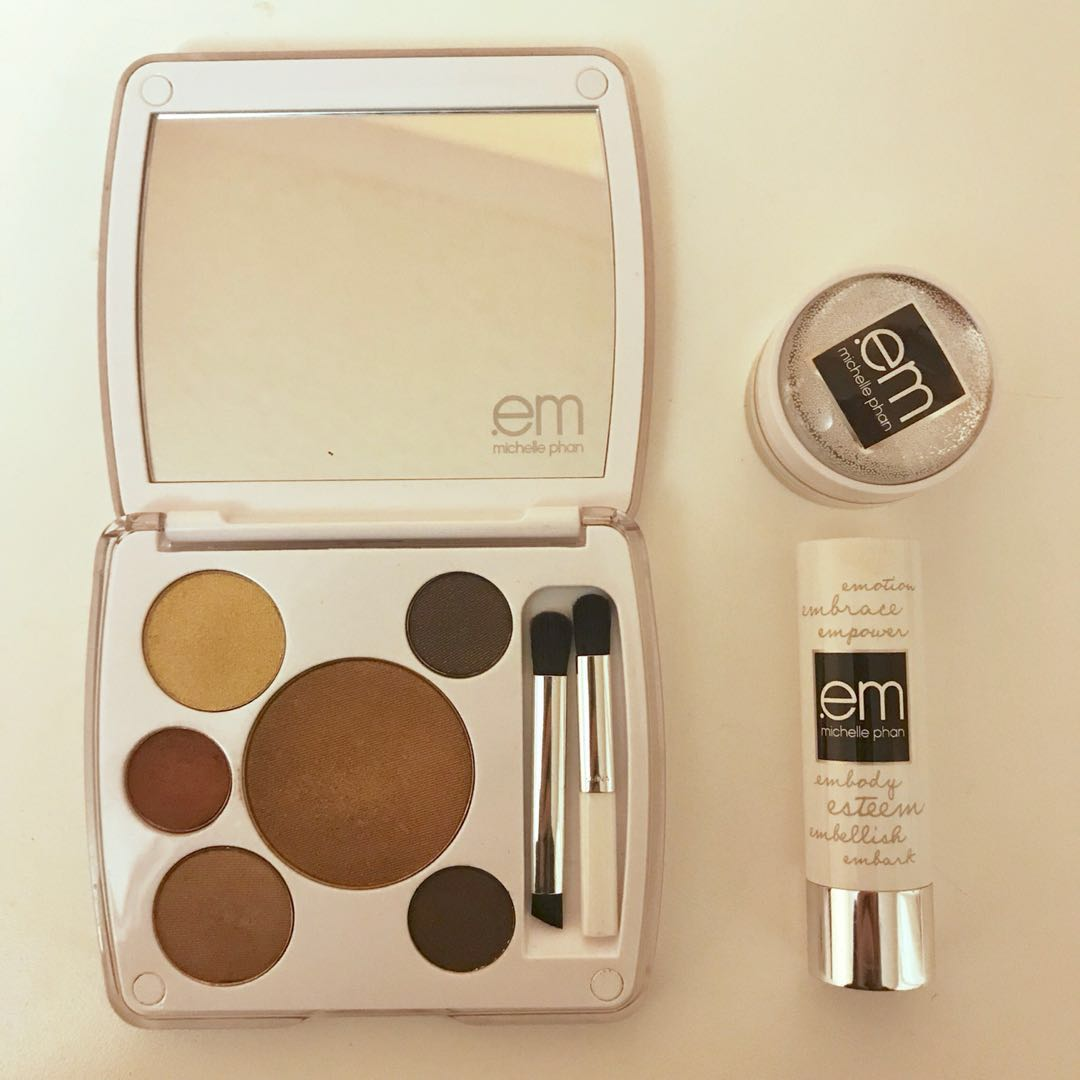 Reduced* EM cosmetics bundle