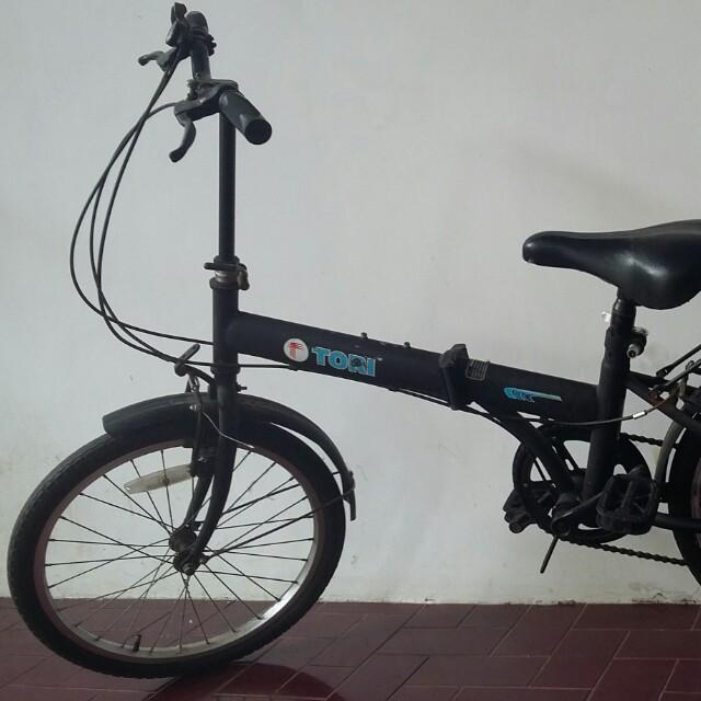 Sepeda Lipat Tori