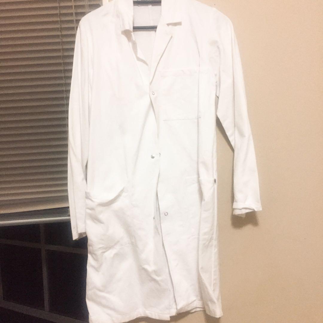 Size 1 lab coat