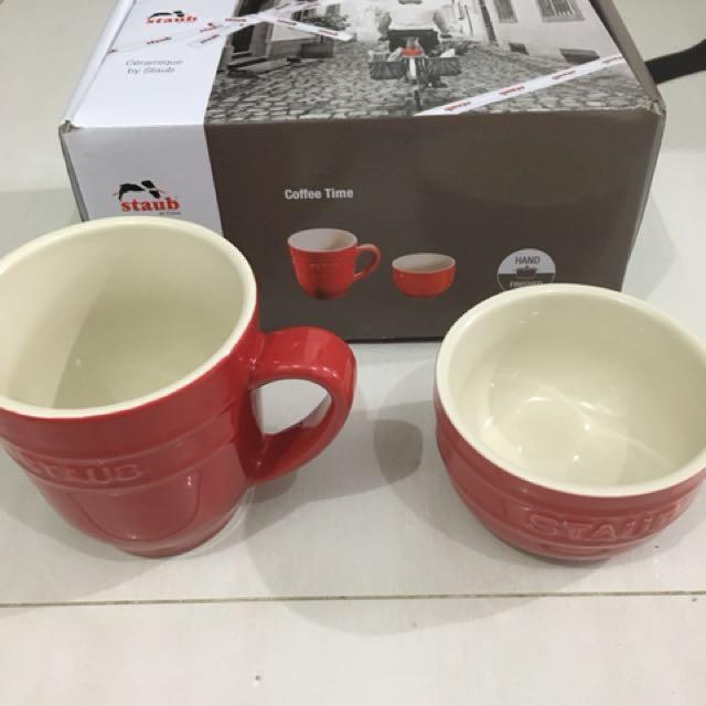 Staub陶瓷產品(全新未用過)