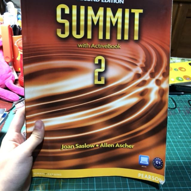 Summit with active book 2