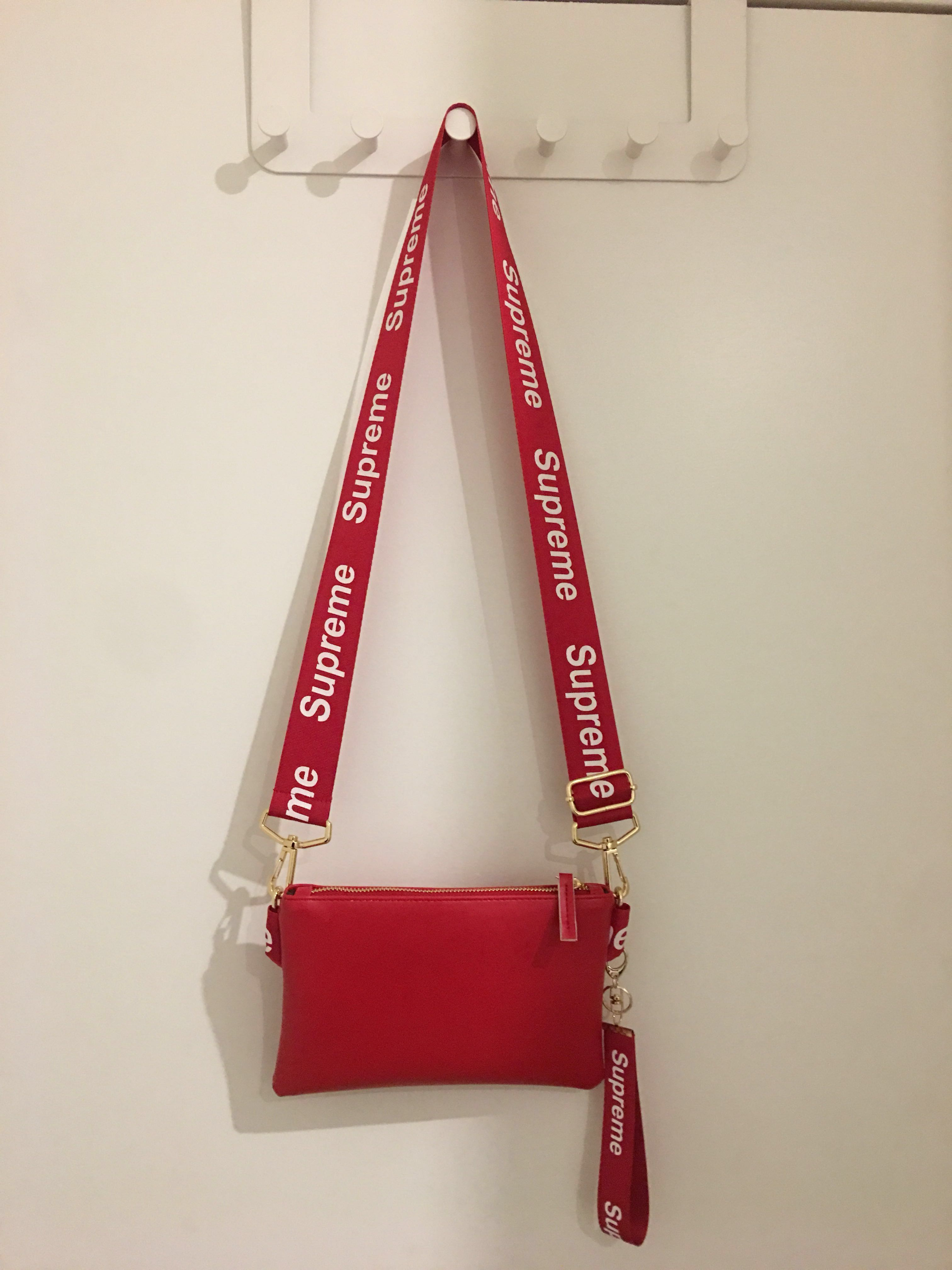 Supreme Long Strap Bag *price negotiable*