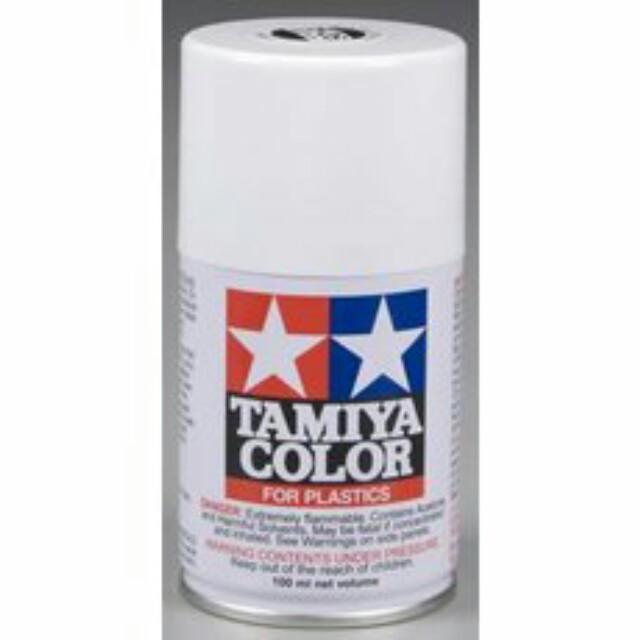 Tamiya TS-26 Pearl White Spray