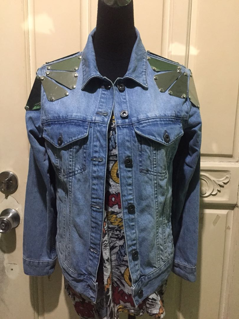 The Ragged Priest Denim Jacket