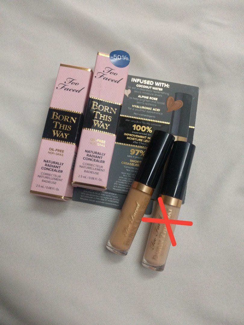 Too Faced Born This Way Concealer Deluxe Size in Medium