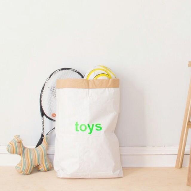 Toy storage bag - As new