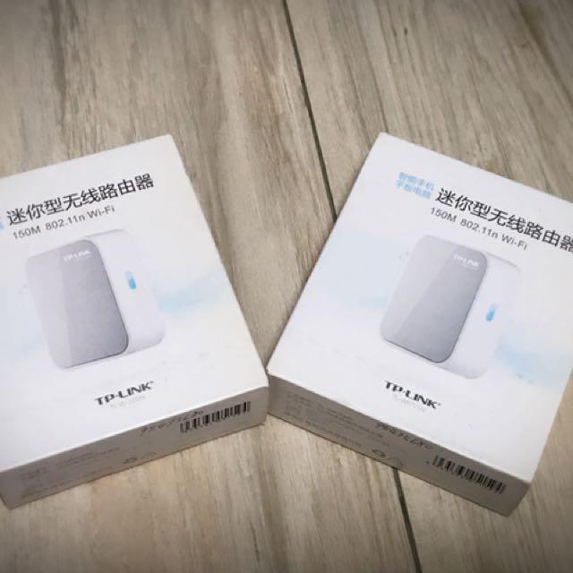 售全新TP-LINK 迷你型wifi 無線路由器/無線網卡 TL-WR700N 150M 802.11n