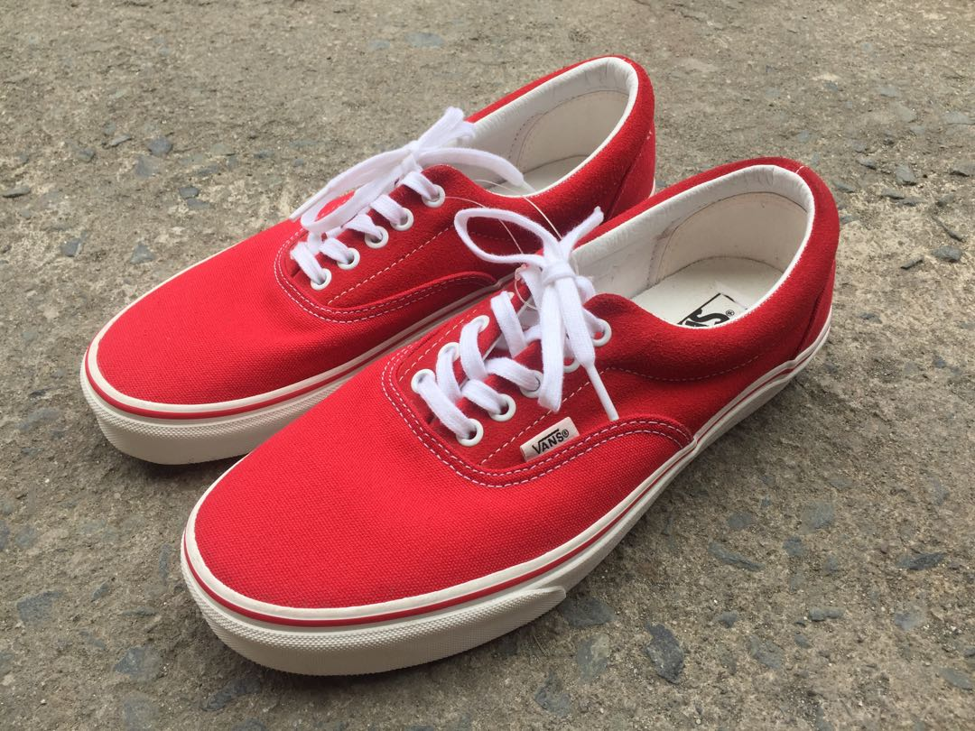 Vans Era Suede Canvas (9.5m)