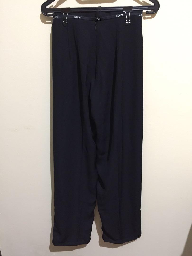 Vintage Highwaisted Black Pants