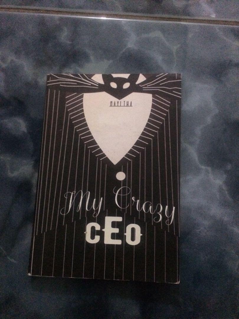 Wattpad - My Crazy CEO