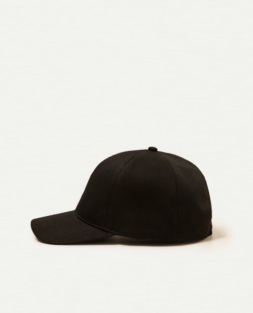4026072b4f Zara black cotton cap, Men's Fashion, Clothes on Carousell