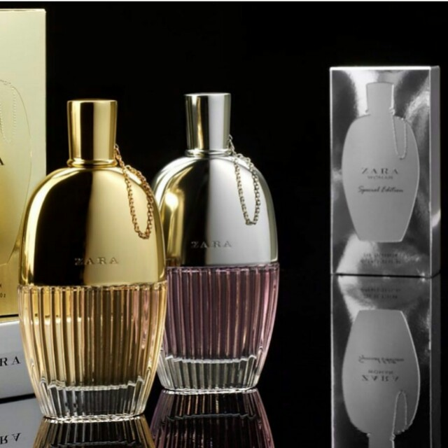 Zara Floral Fruity Silver Gourmand Parfumes