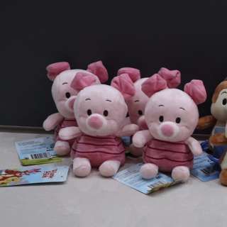 Piglet / Winnie the Pooh and friends / Mini soft toy / Gift for girlfriend