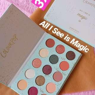 Colourpop All I See is Magic Eyeshadow 100% ORI