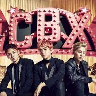EXO CBX JAPAN ALBUM MAGIC