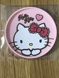 Sales (Exclusive from Bangkok kitty cafe) Brand New Hello Kitty Coaster