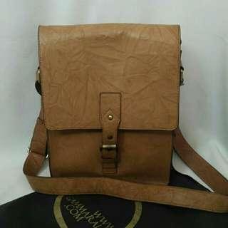 [Turun Harga] Leather Bag