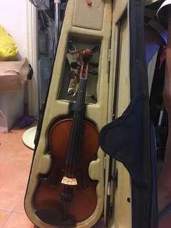 1/2 Violin (full set) 小提琴