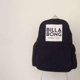 BILLABONG大LOGO背包