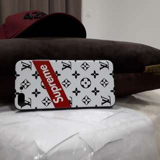 Limited Edition Supreme iphone case