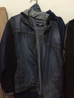 Jaket Jeans Polo